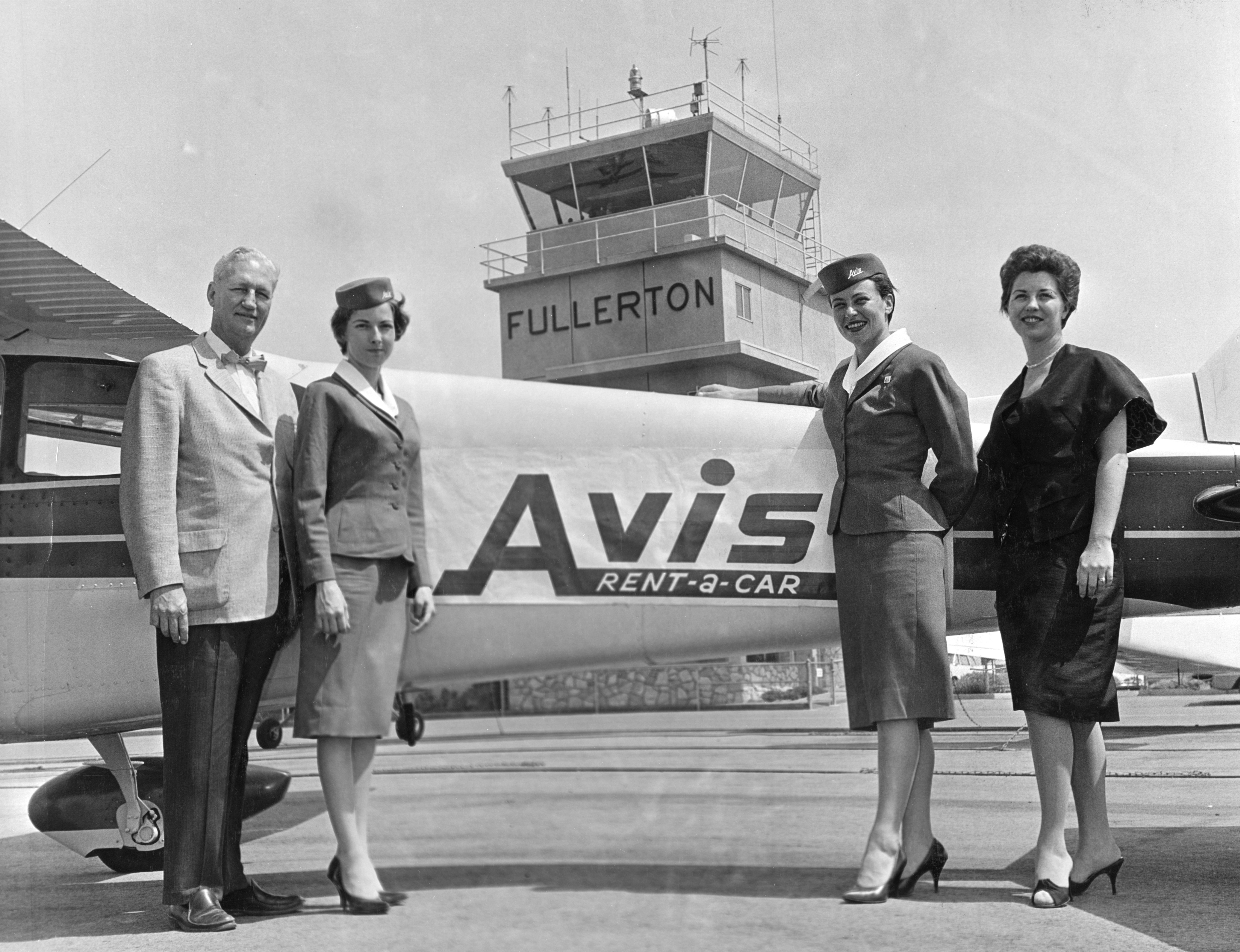 In 1958 the citys first avis rentacar opened at the