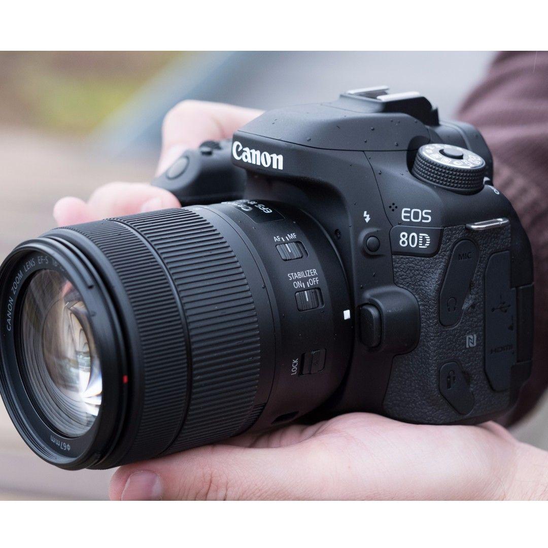 Canon D80 Kit 18 200mm Canon Warranty Photography On Carousell Digitale Fotografie Fotografie