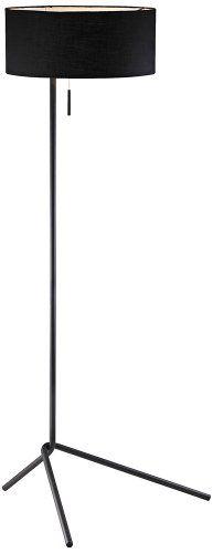 $104 Adesso 6191-01 Twixt Floor Lamp, Black Adesso http://www.amazon.com/dp/B0042TR7OM/ref=cm_sw_r_pi_dp_6WLCwb1ADF4EA