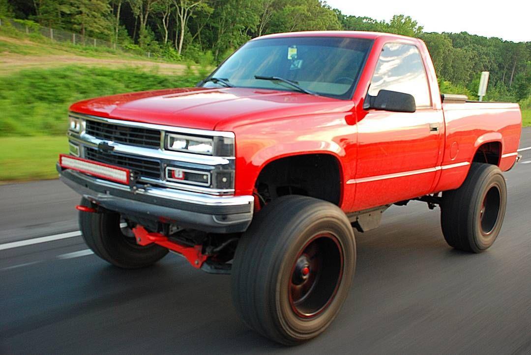 See This Instagram Photo By Andrew Tucker95 218 Likes Chevy Trucks Silverado Lifted Chevy Trucks Chevy Pickup Trucks