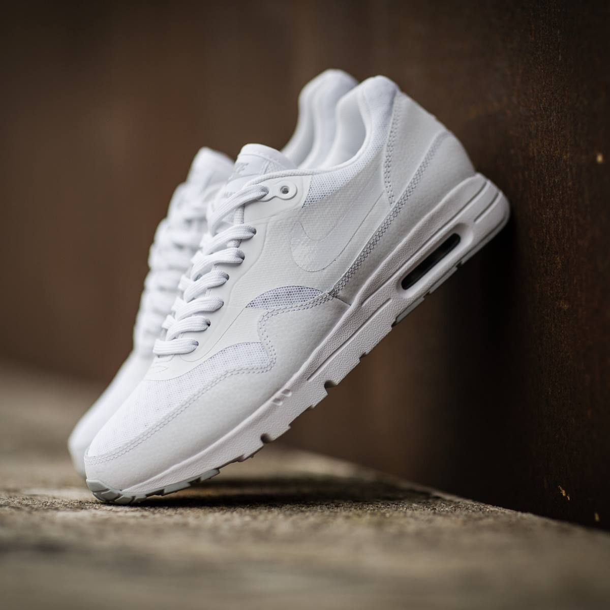 nike air max 1 ultra essential zwart wit