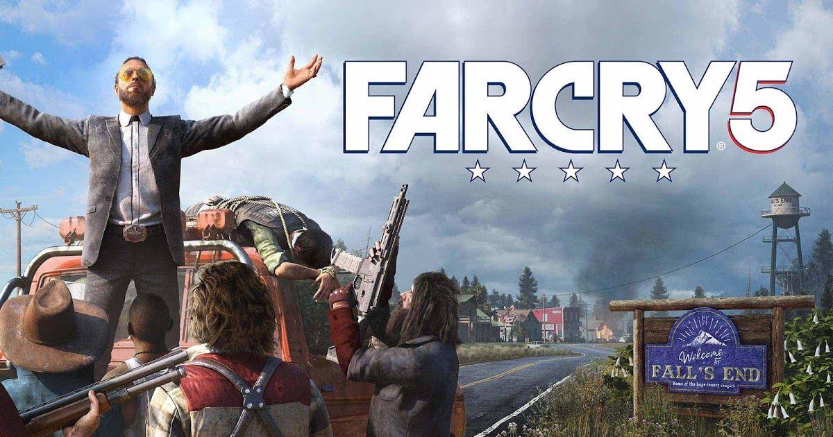 Far Cry® 5 Gold Edition [v1.0.11 + All DLCs + Multi15