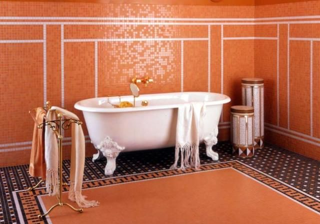 Mozaika ceramiczna Emaux de Briare