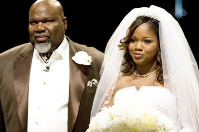 Td Jakes Daughters Wedding.Td Jakes Daughter Wedding Bishop T D Jakes Daughter