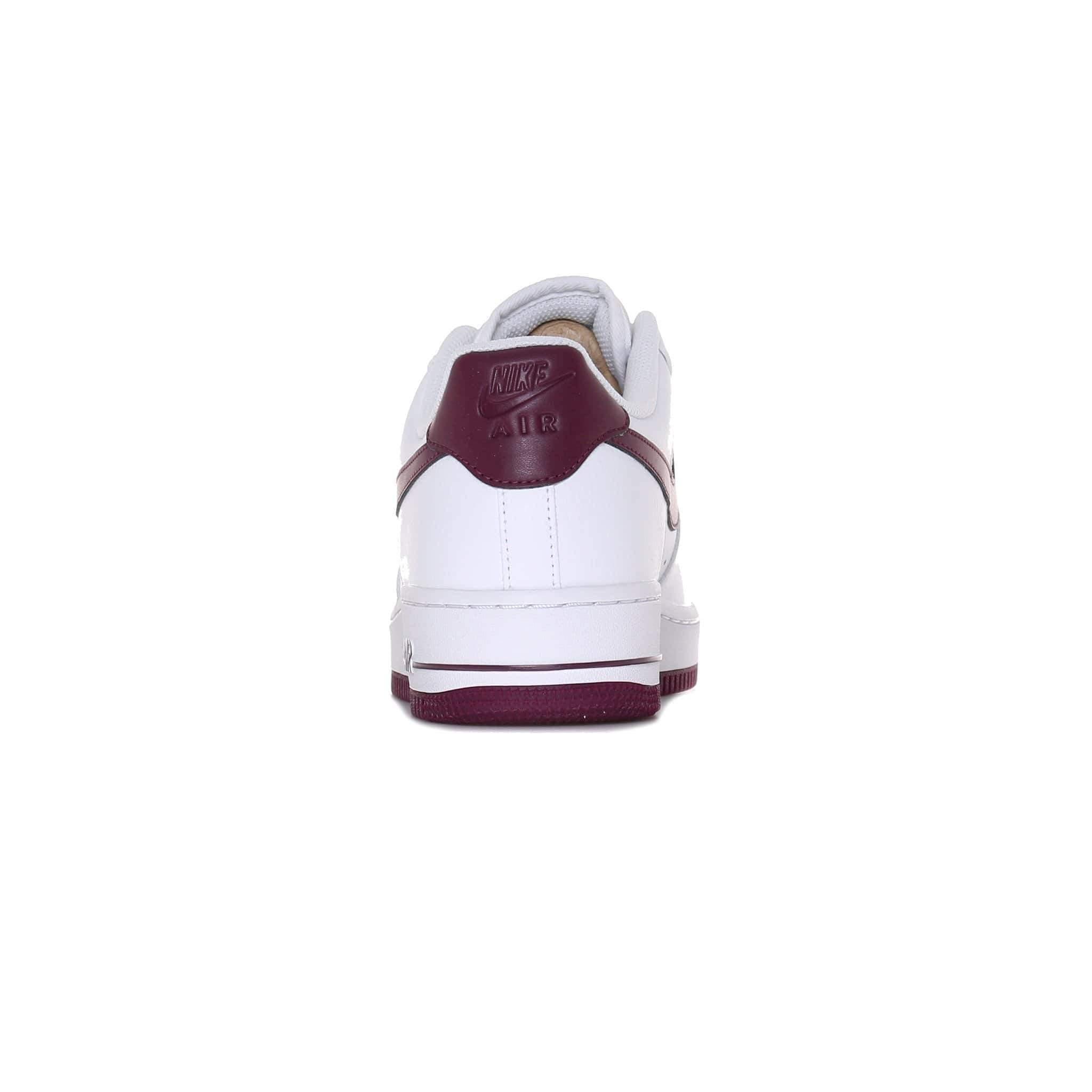 Nike Wmns Air Force 1 '07 Patent White Bordeaux UK 3