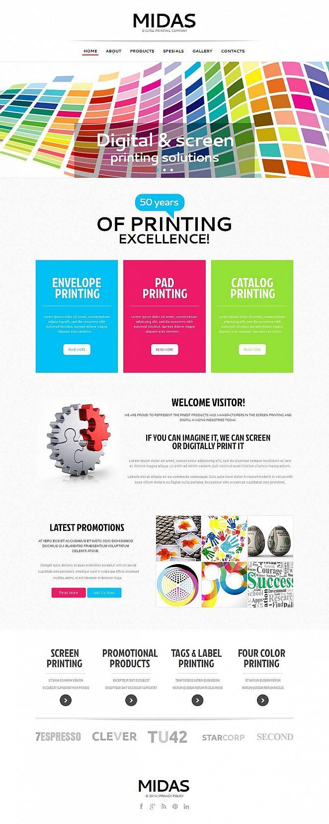 Print shop moto cms html template template maxwellsz