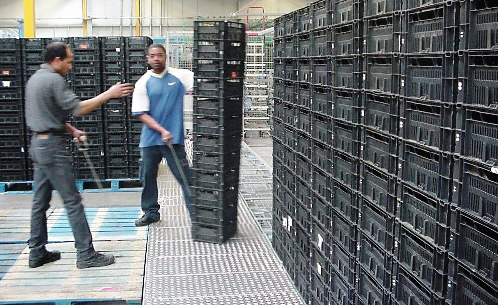 Cbl Fust Sorteren Met Fom Hab 201 Cbl Depots Nederland