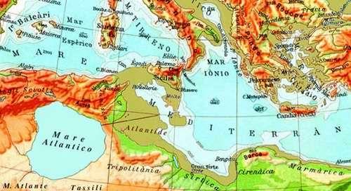 Sicily Algeria Land Bridge Sok Pa Google Sok