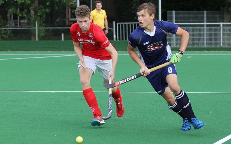 After Having A Day Of More Training The Junior U S Men S National Team Hit The Pitch At The Wmhc For Their Second Friendly Match Against W Usmnt Teams Junior