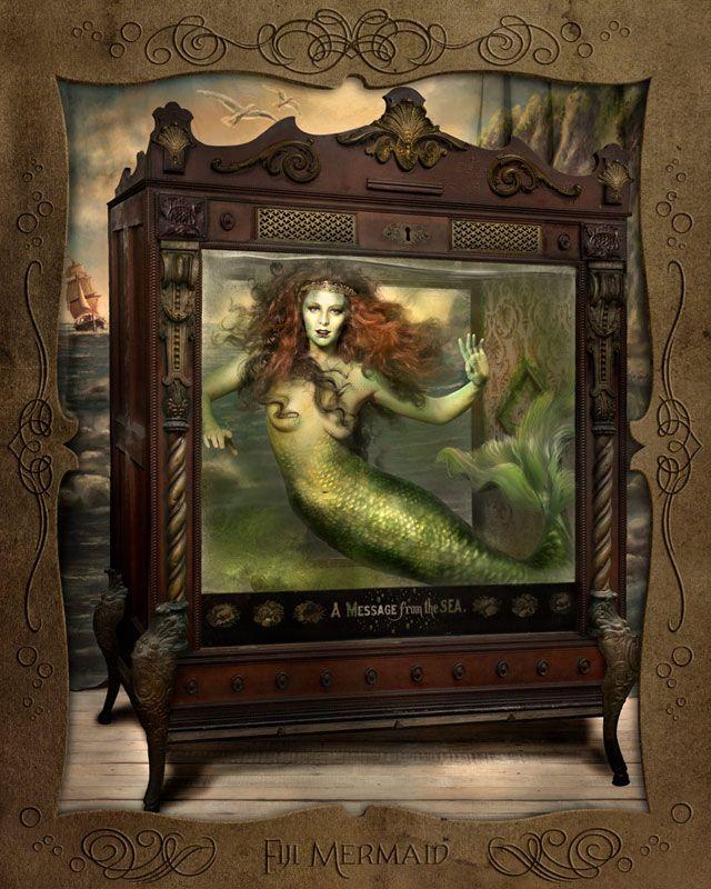 ransom & mitchell ransommitchellsideshow4 Mermaid