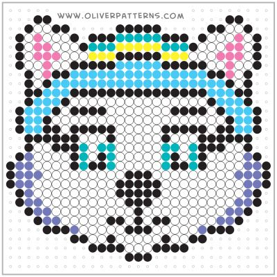 Billedresultat For Paw Patrol Perler Beads 9