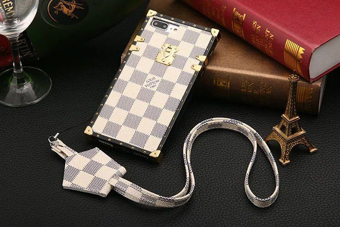 f35d103f65f Louis Vuitton Eye Trunk Phone Case For iPhone 7 iPhone 8 Case White ...