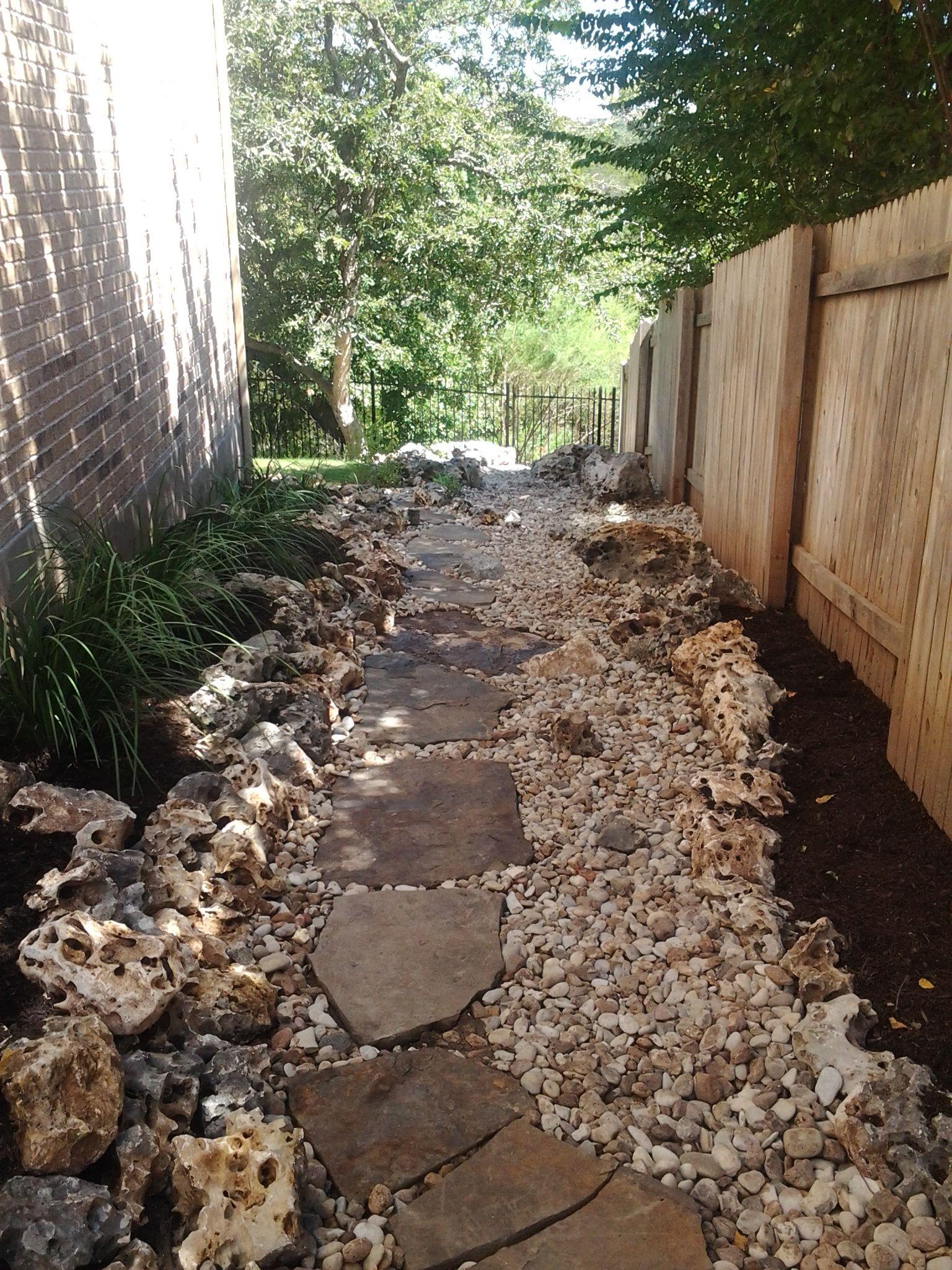 Rock Garden Landscaping Bed Designs Retaining Walls