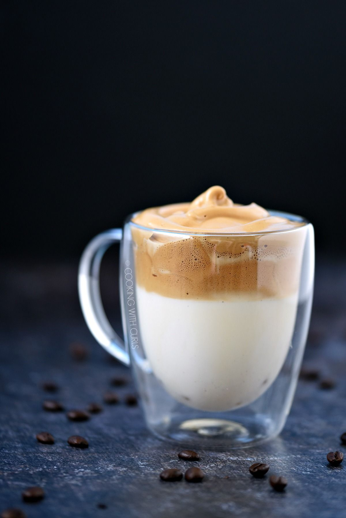 Whipped Dalgona Coffee is taking social media by storm and