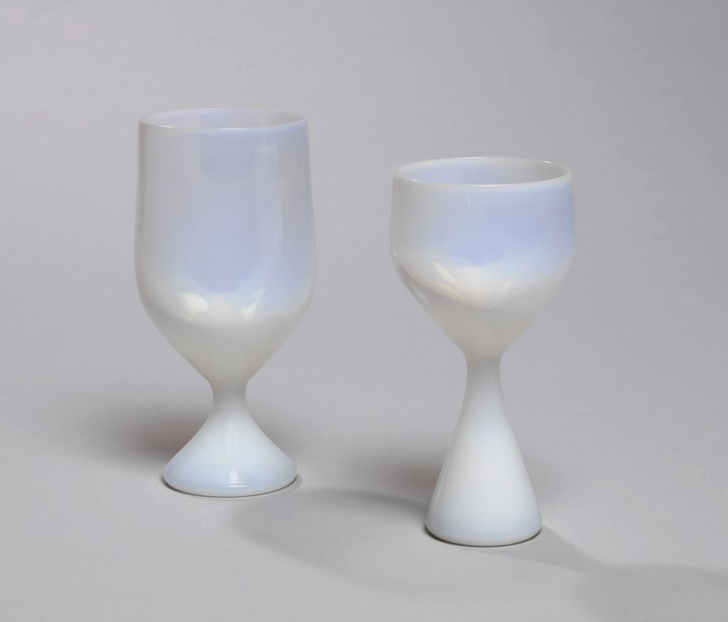 """Goblet, """"Theme Formal"""", 1965   Objects   Collection of Cooper Hewitt, Smithsonian Design Museum"""
