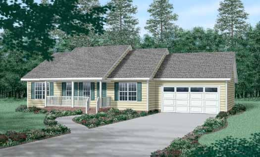 Cottage Plans 800 To 1200 Square Feet Over 5000 House Plans Country Style House Plans Diy House Plans Ranch Style House Plans