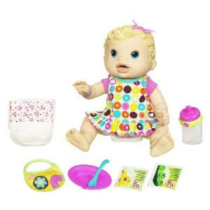 Baby Alive Changing Time Baby Blonde By Hasbro 71 80