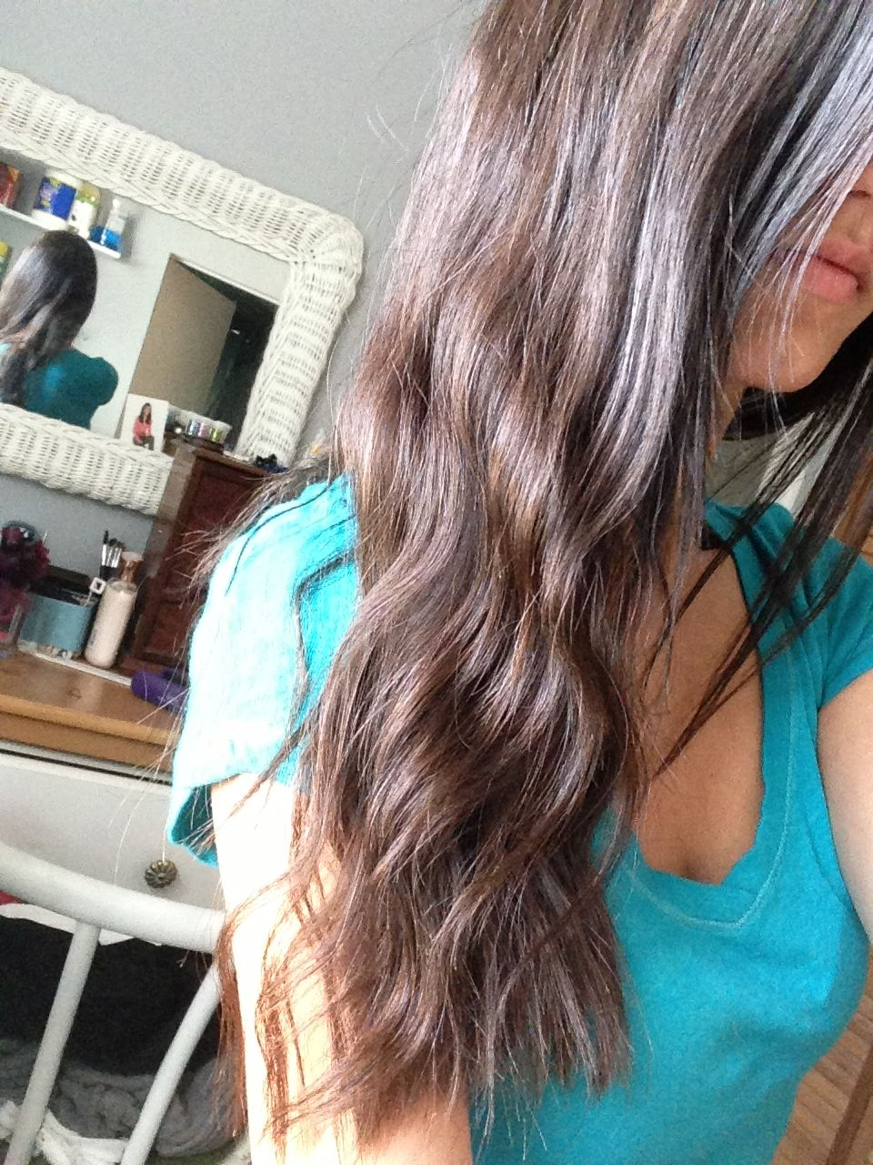 Waveeeey my obsession for hairstyles is revealed pinterest