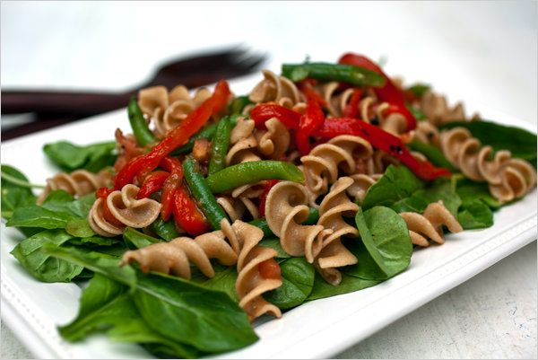 Pasta Salad  - NY Recipes for Health