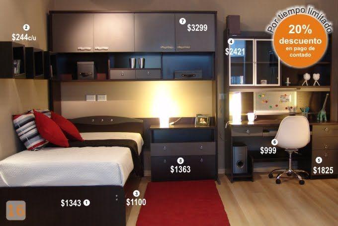 Dormitorios en argentina muebles para dormitorios for Dormitorios estudiantes decoracion