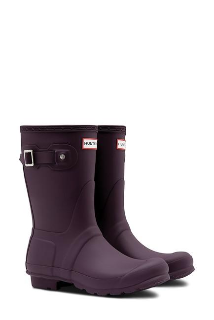 Hunter Original Short Waterproof Rain Boot Boots Rain Boots