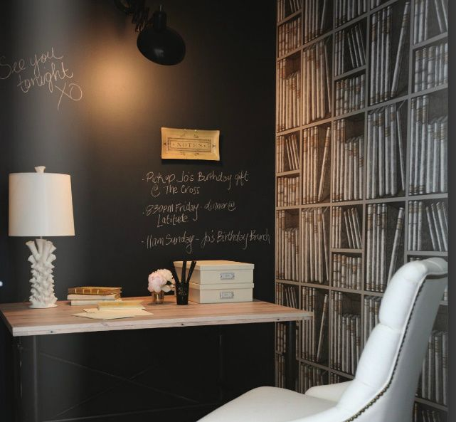 Black Walls a case for black – walls! | house of earnest | inspired