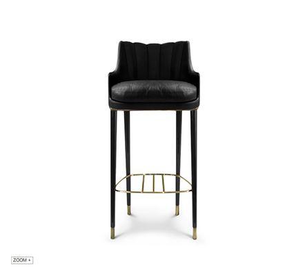 PLUM Samt Sessel Wohndesign Wohnzimmer Ideen BRABBU