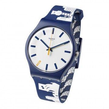 d68c8f7c7b6 Relógio Swatch Lisboa SUOZ211