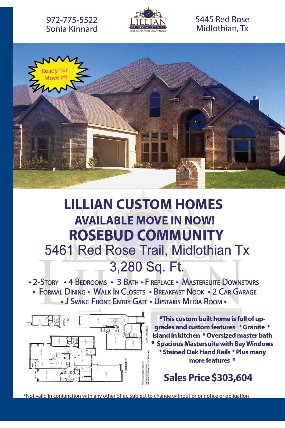 Pin By Lillian Custom Homes On Just For Realtors Custom Homes New Homes For Sale Custom Home Builders