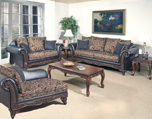 Ashlyn 5 Piece Living Room With Images Living Room Sets
