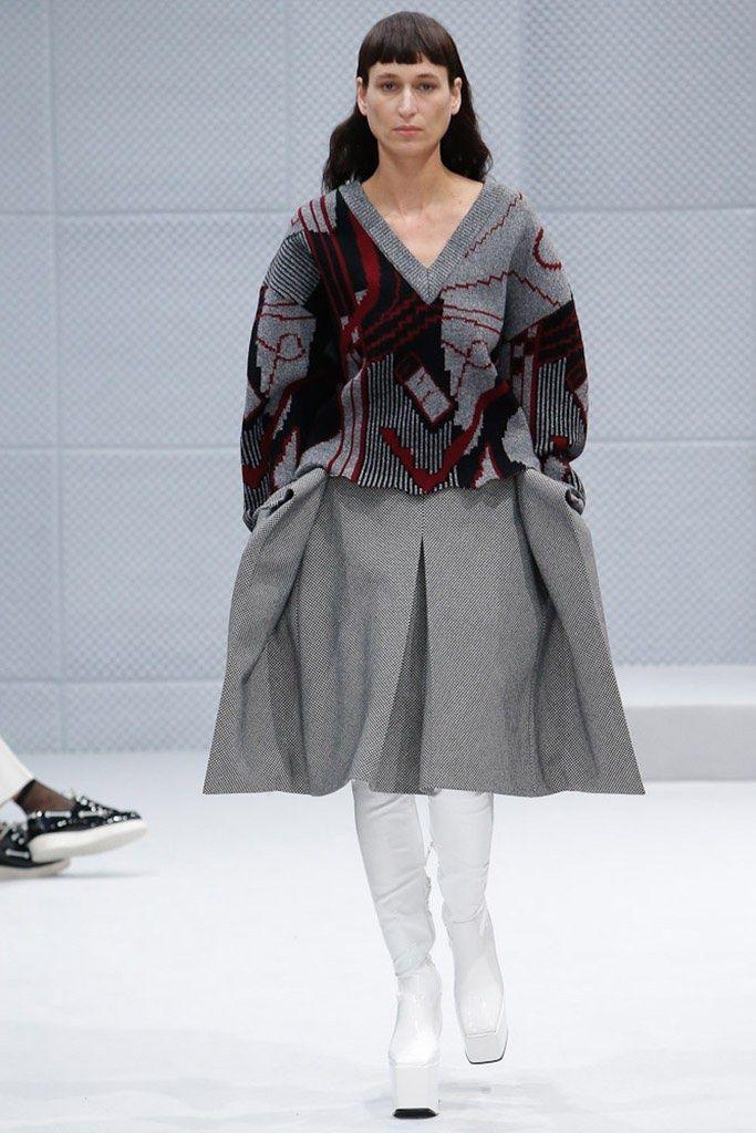 Balenciaga Pret A Porter Otoño Invierno 2016/2017 (Paris Fashion Week)