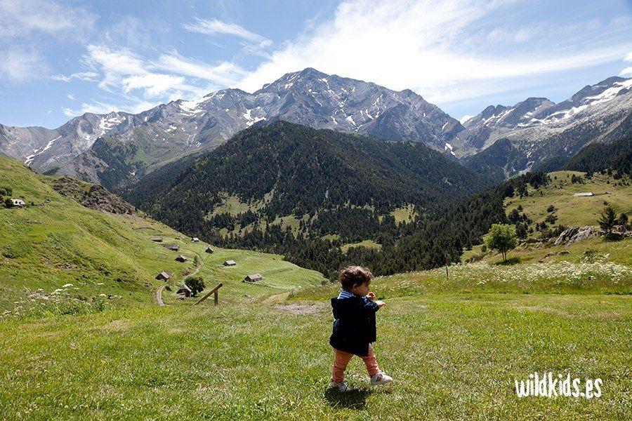 10 lugares para visitar en el Pirineo aragonés con niños