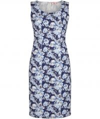 Joe Browns Blue Floral Dress