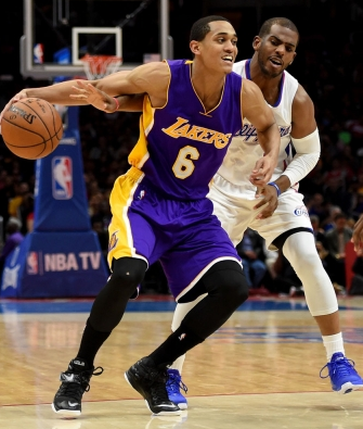 Jordan Clarkson Nike Zoom Lebron Soldier 8 Who S Wearing What