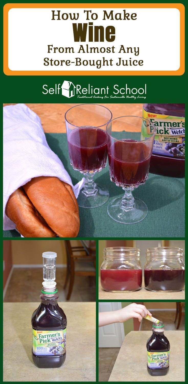 how to prepare wine at home video