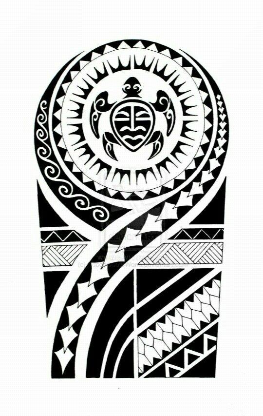 Maori Tartaruga Desenhos De Tatuagem Maori Desenhos Maori Maori