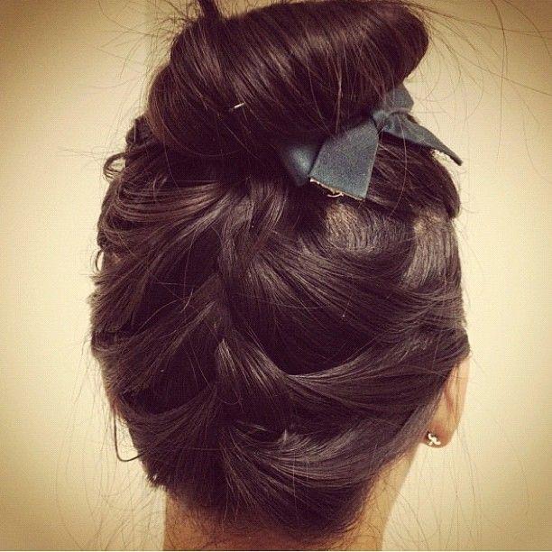 Wow! Was für eine Frisur!!!
