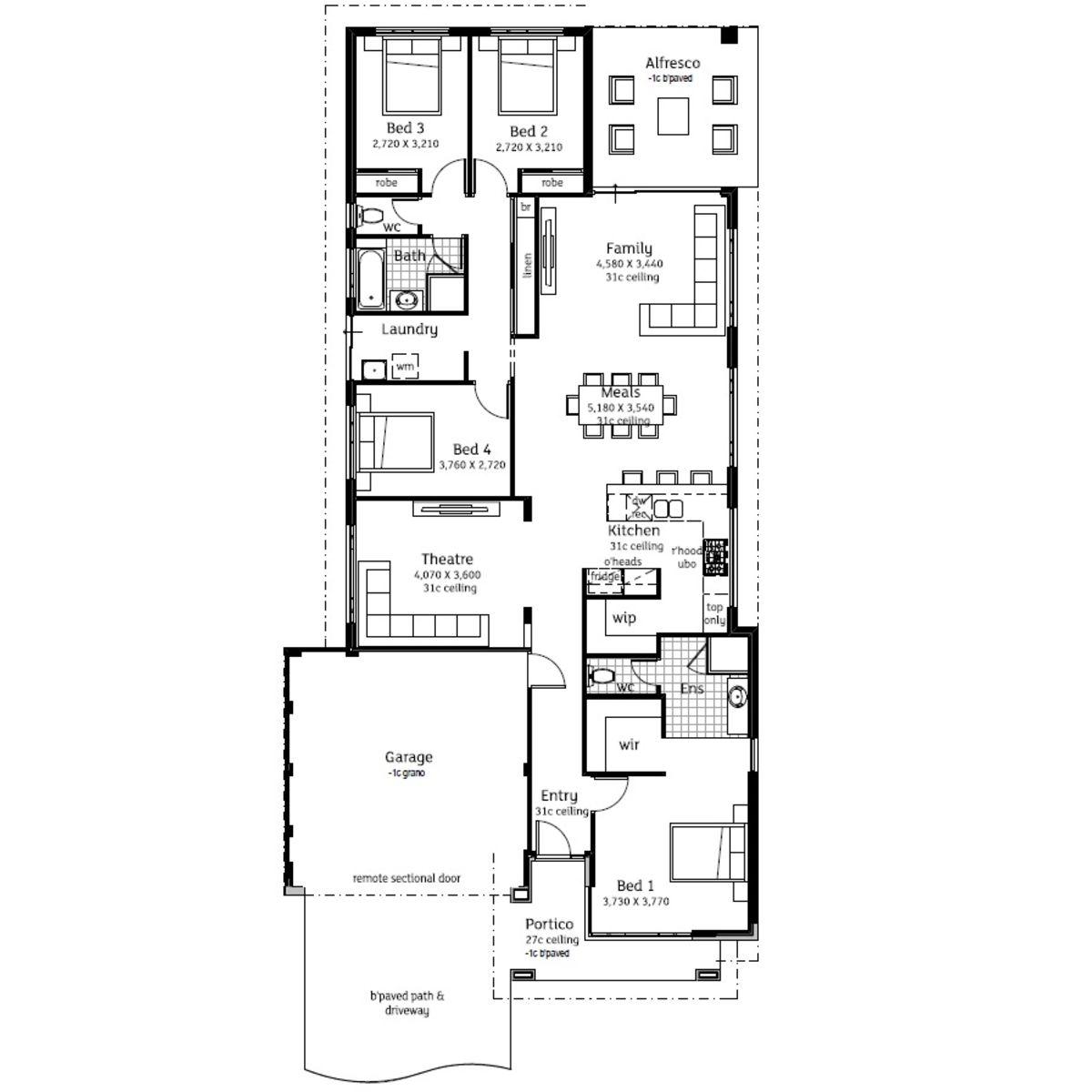 Pin By Sharni Wimbridge On 2019 House Plans Floor Plans House Blueprints House Plans