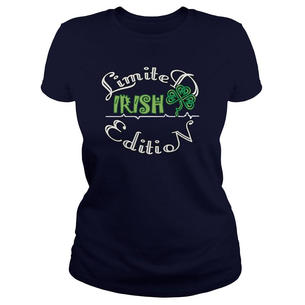 irish edition limited