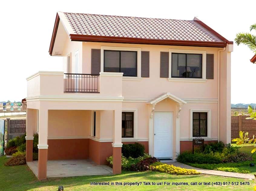 Camella House For Sale Cavite Elaisa House Model+%