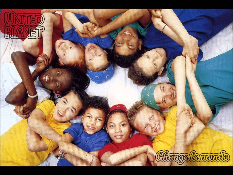 Change le monde (Heal the world) - United Planet : Version Officielle