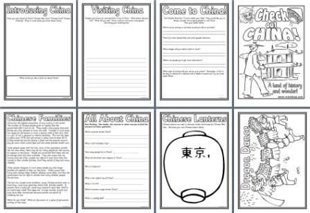 geography resources free download of 8 china worksheets and 10 china coloring pages tog yr. Black Bedroom Furniture Sets. Home Design Ideas