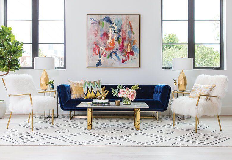 Gentil The Gold Standard   Living Room   Room Ideas
