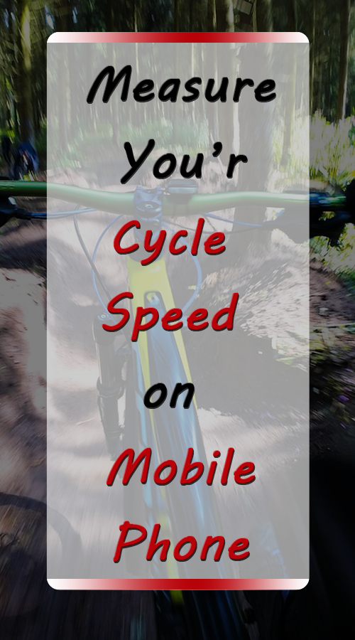 Now To You Can Find Your Cycle Speed Also By Using Gps Speedometer