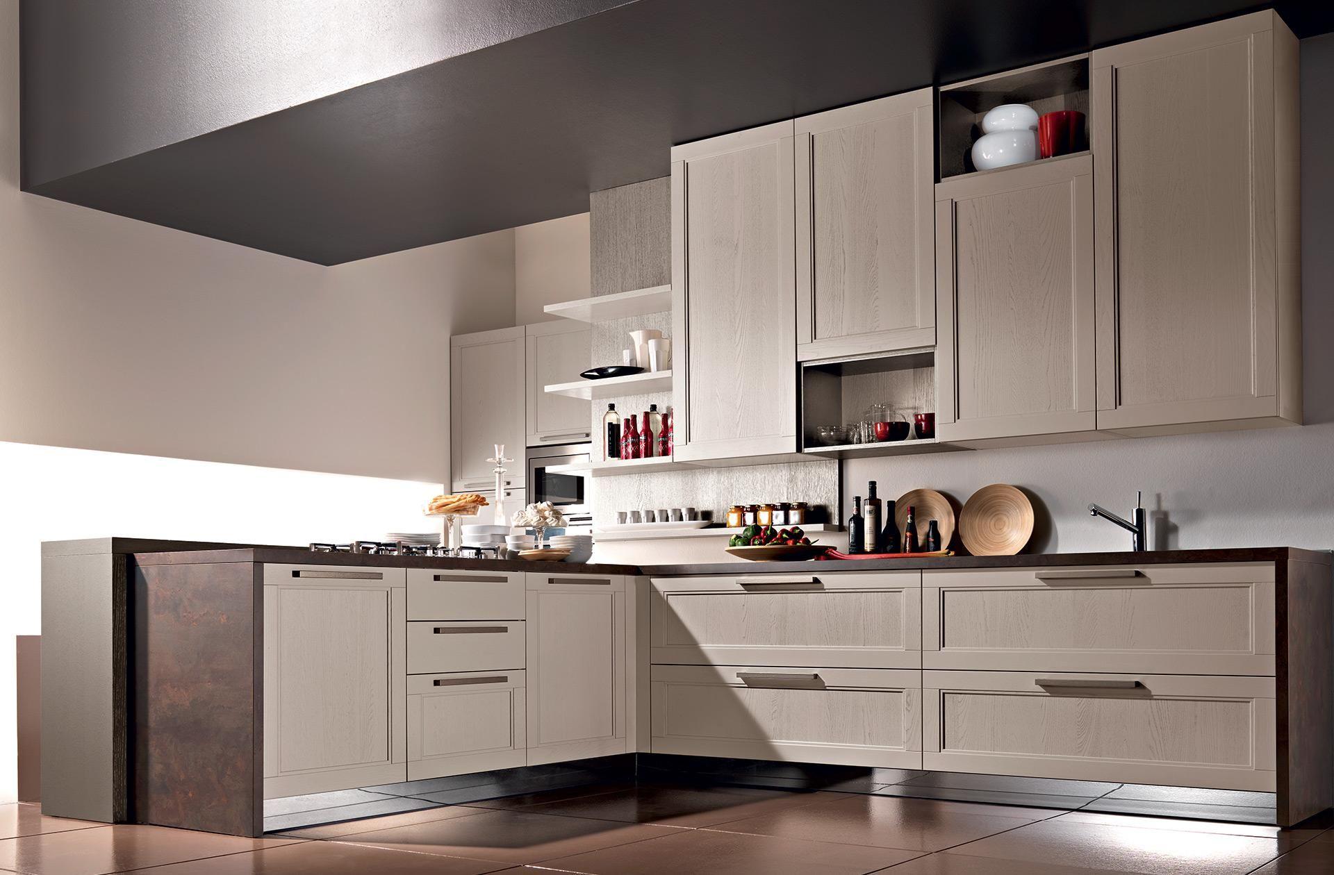 Old Line - Una cucina moderna o classica? ... entrambe, perchè no ...