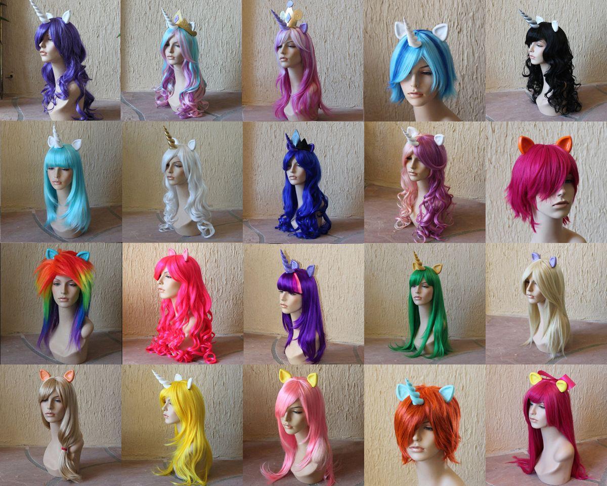 Pony Costume Ideas