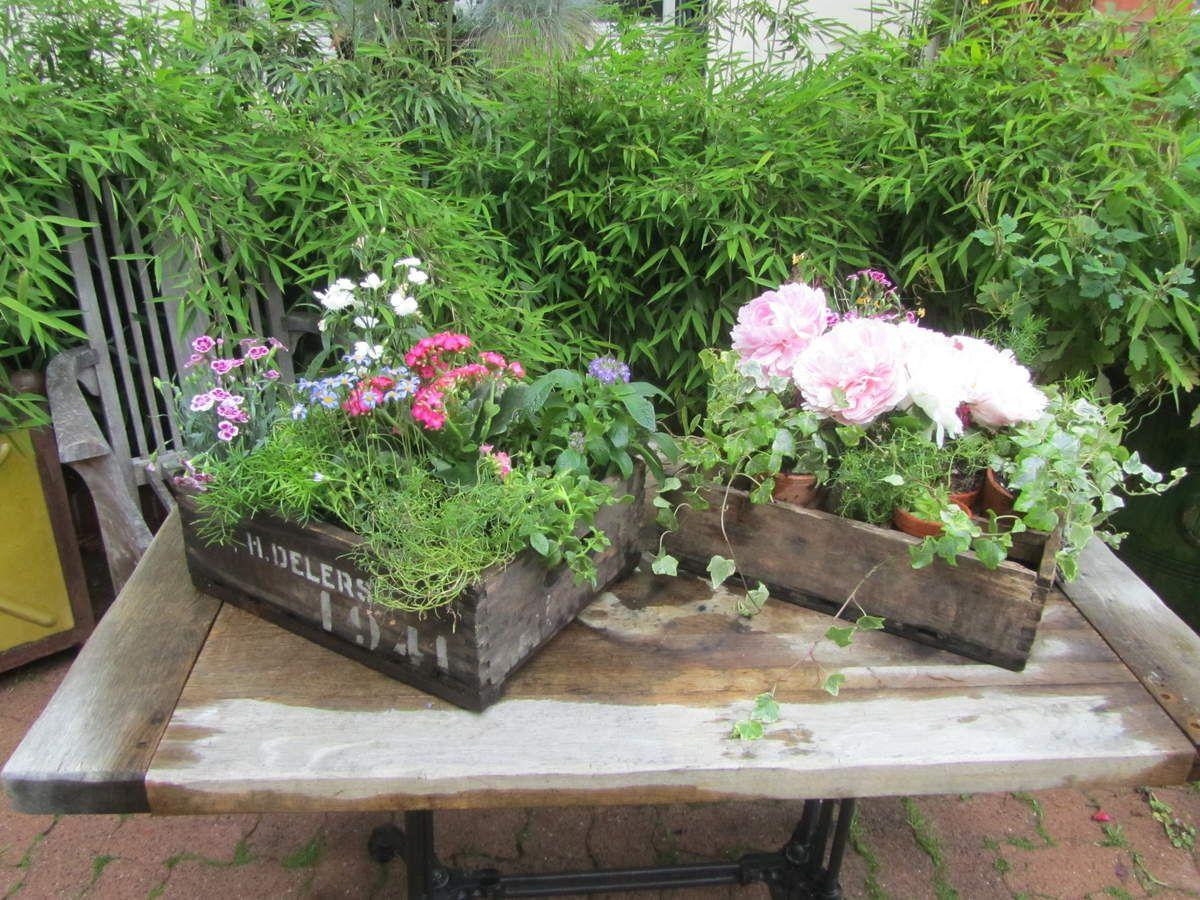 Bidules et Autres - Petite brocante, objets du passé revisités, coups de cœur, trouvailles, jardinage, bricolage maison.