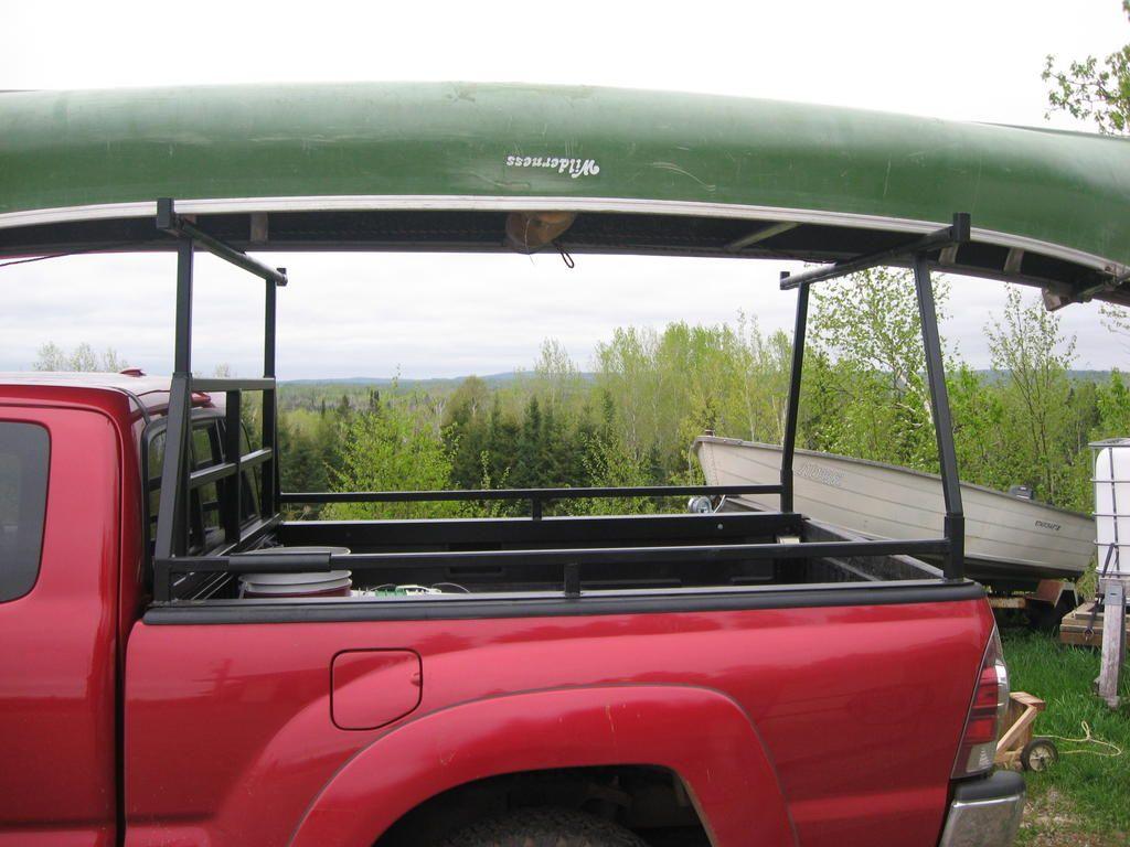 kayak rack for truck kayak rack truck diy