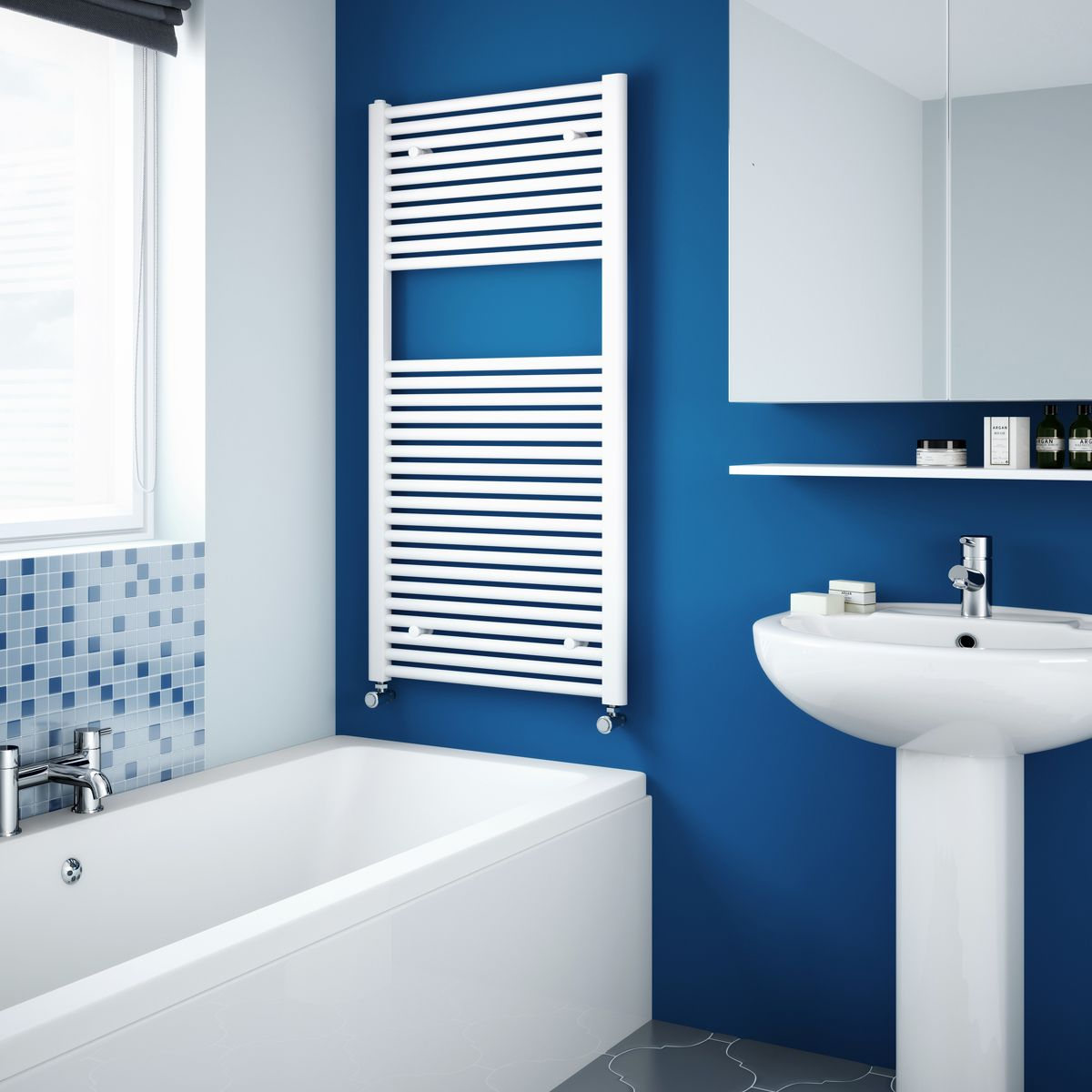 The Stelrad Classic Towel Rail is sophistication born from ...