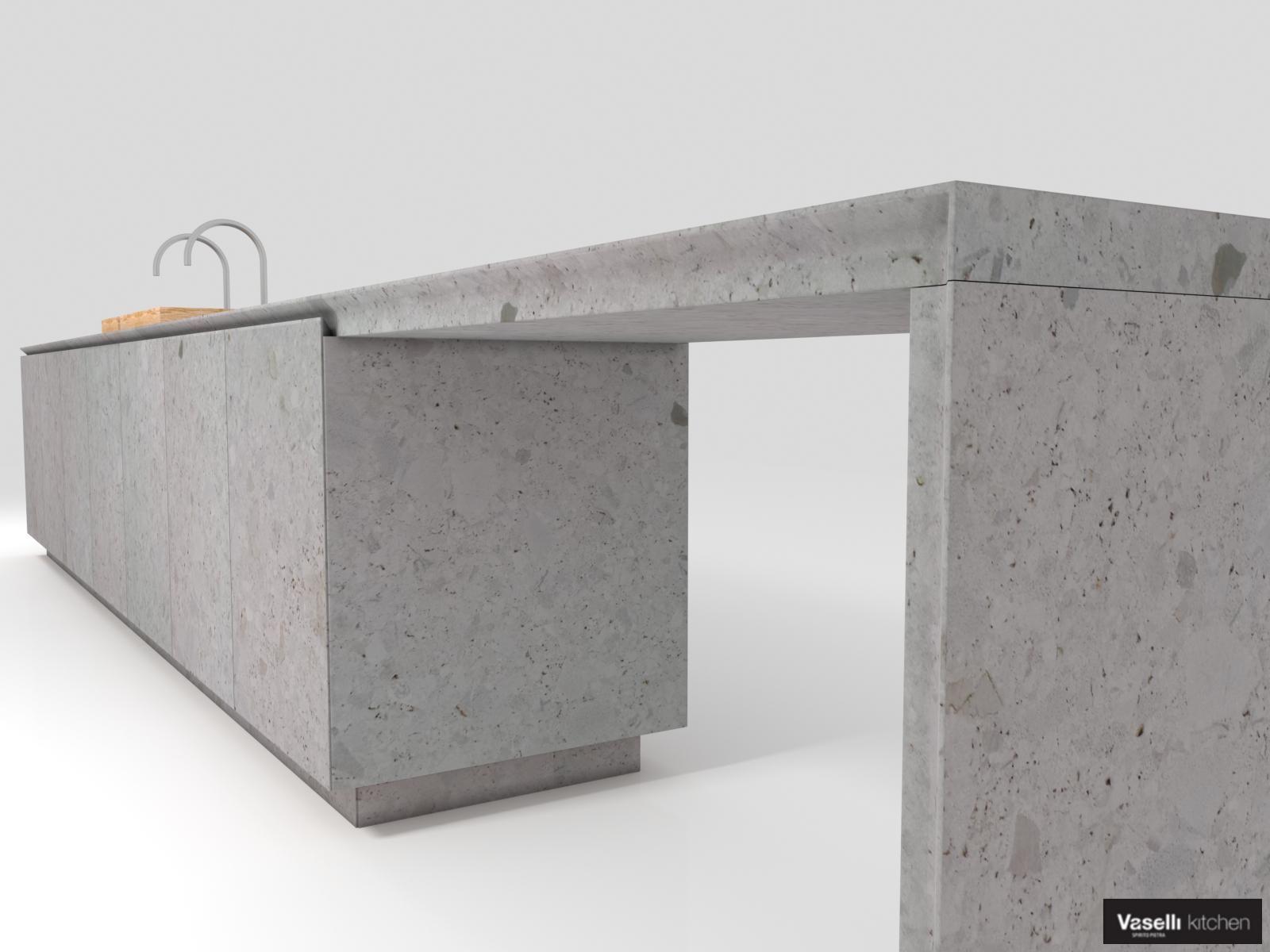 Pin di vaselli spirito pietra su planning design cucine for Planner bagno 3d